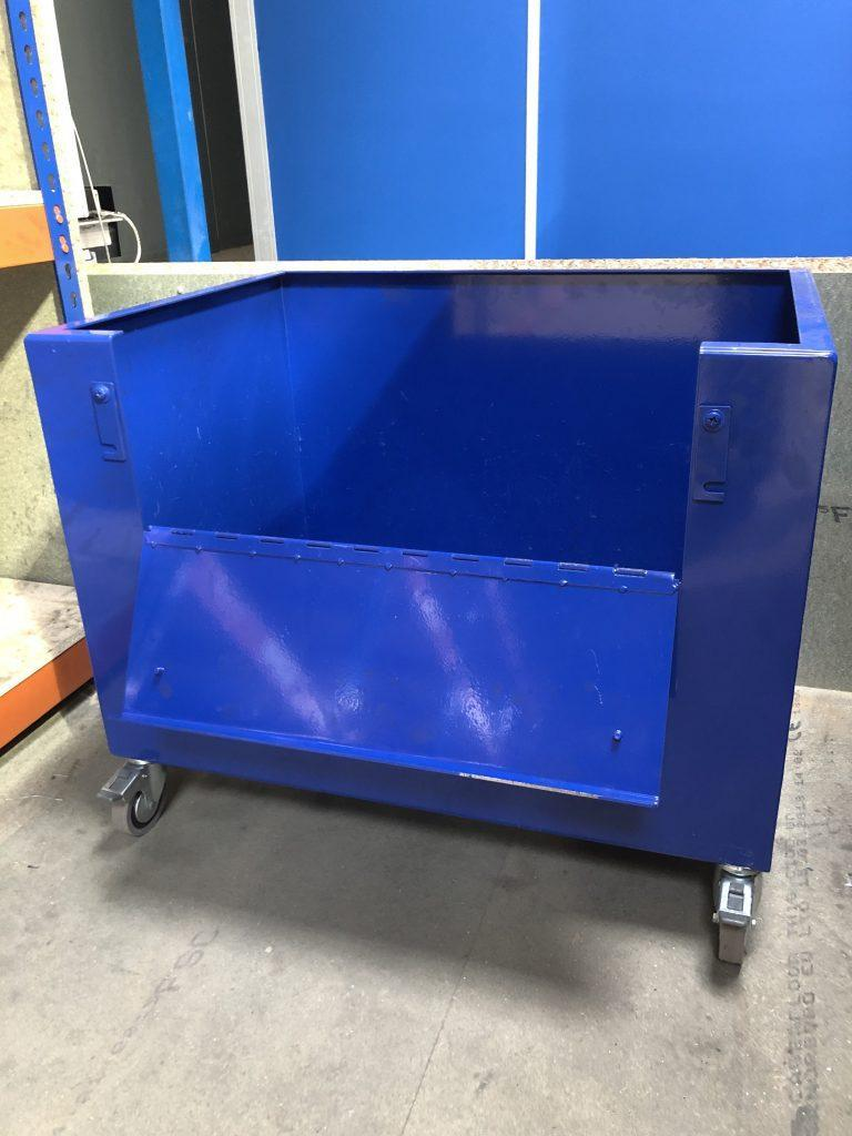 Unit from welding and fabrication